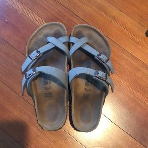 lightly used sandals